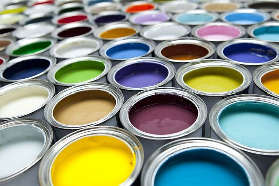 Custom shutter paint colours