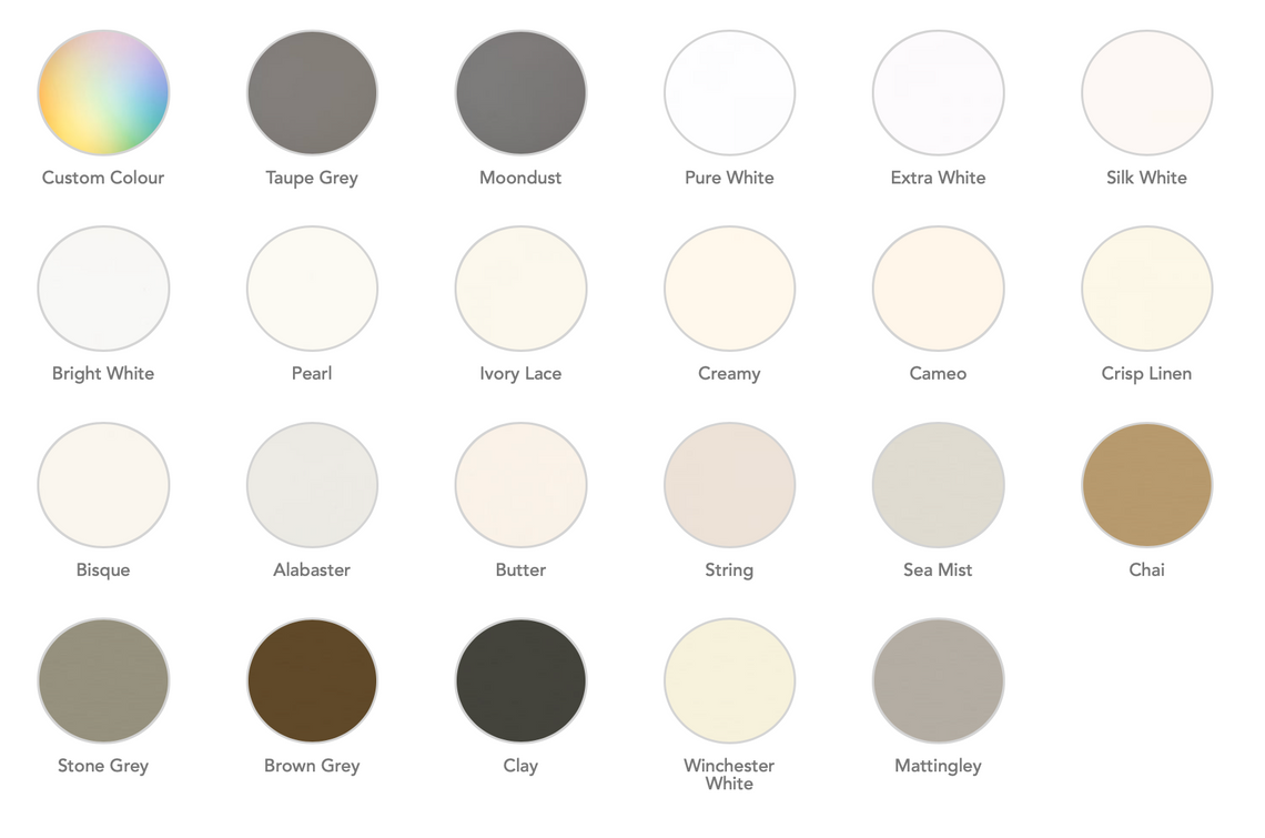 Java colour range
