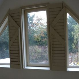 Triangular, triangle, bespoke, custom fit, tailor_made, shutters, bedroom_windows,