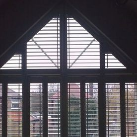 Triangular, triangle, bespoke, custom fit, tailor_made, shutters,